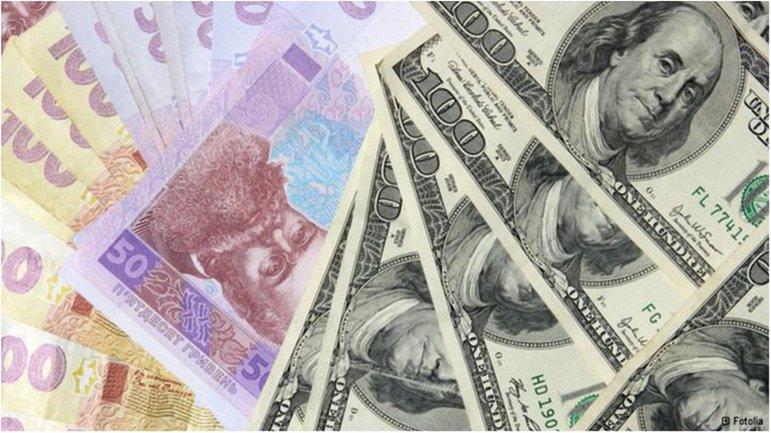 С начала года госдолг Украины вырос на 1,7% - фото 1