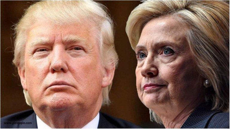 Трамп VS Клинтон - фото 1