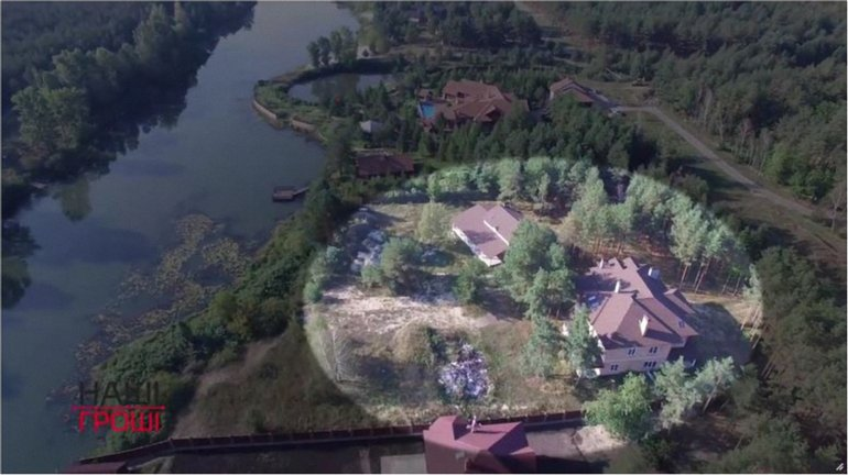 Фото дома гражданского мужа Ерховой - фото 1