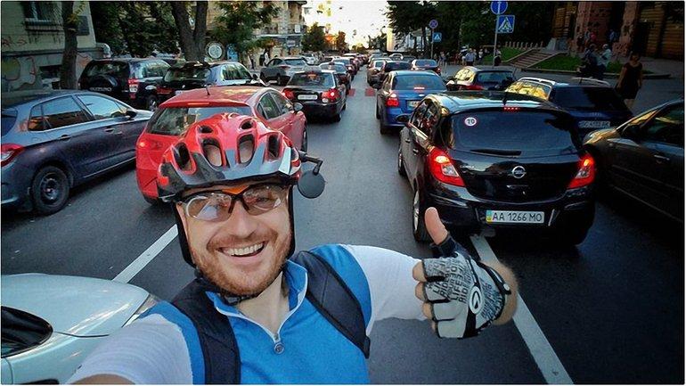 Кутепов остался без велосипеда - фото 1