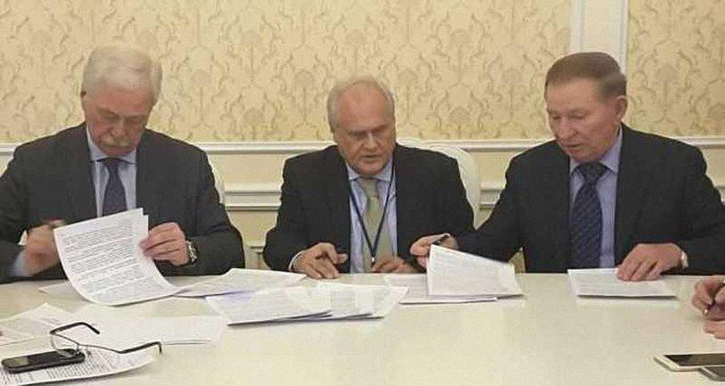 В Минске хотят подписать соглашение о разведении сторон - фото 1