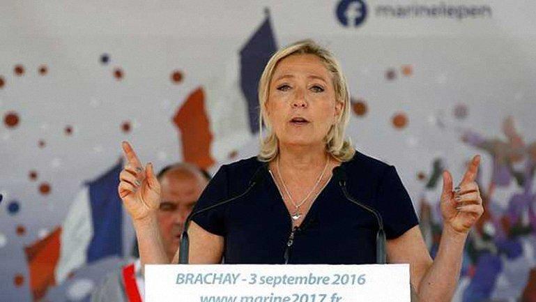 Марин Ле Пен считает, что санкции против РФ мешают Франции - фото 1