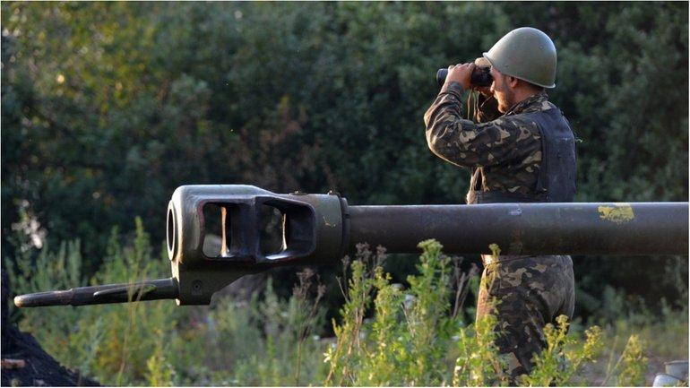 На востоке Украины почти тихо - фото 1