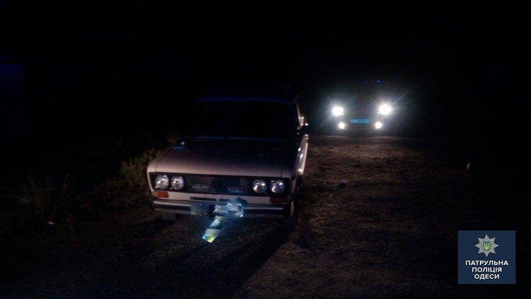 """Ранившие копов грабители скрылись на """"шестерке"""", но были задержаны - фото 1"""