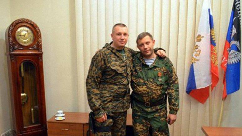 """В """"ДНР"""" обвинили Захарченко в убийстве своего """"крестного отца"""" - фото 1"""