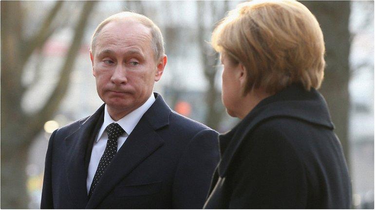 Франция попросит Меркель и Путина о встрече - фото 1