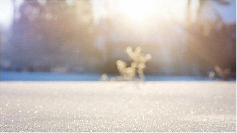 Завтра в Киеве выпадет первый снег  - фото 1