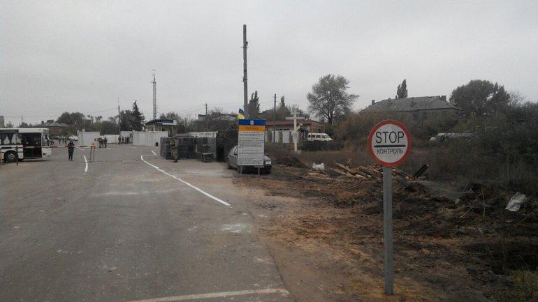 Боевики не дали украинским военным открыть КПВВ - фото 1