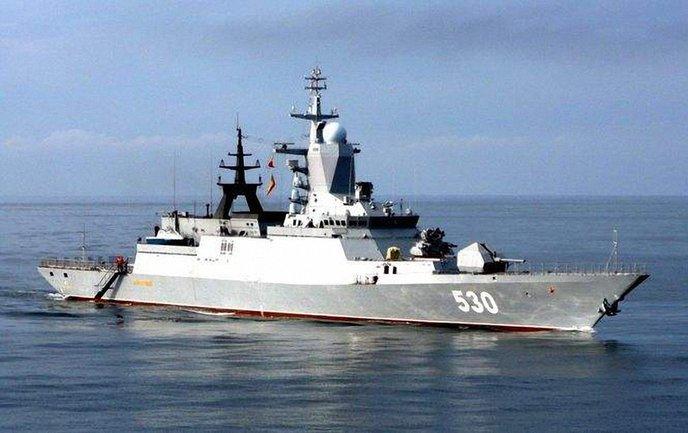 Латвия засекла российский разведывательный корабль вблизи границ - фото 1