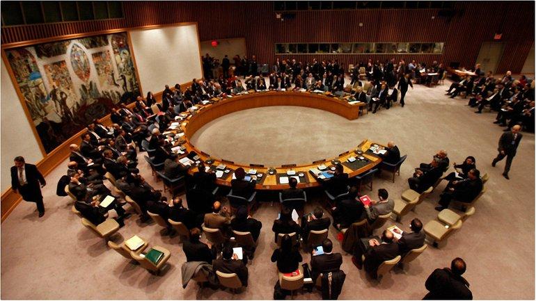 В свою очередь Совбез отклонил российский вариант резолюции - фото 1