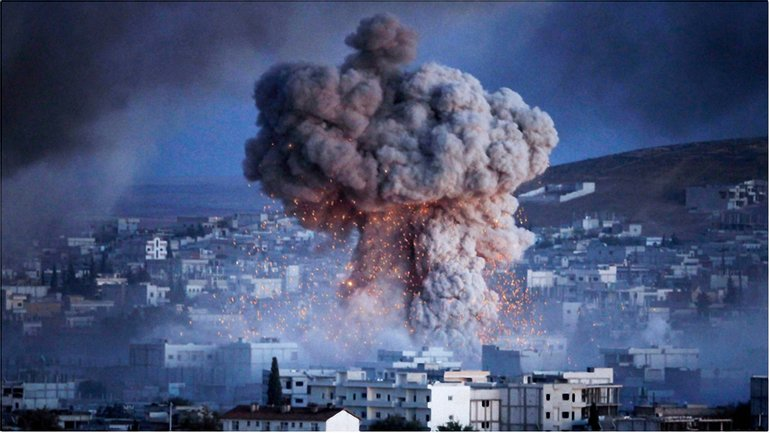 Пока мировые лидеры решают свои вопросы, в Сирии продолжают гибнуть люди - фото 1