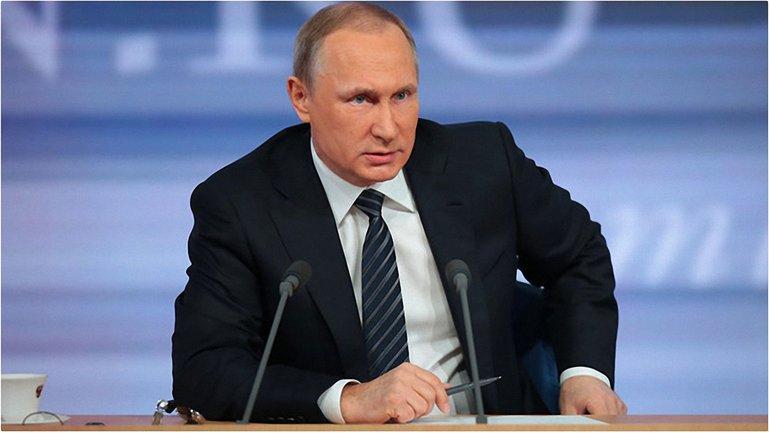 Путин уверен, что Порошенко пытается переложить ответственность на него - фото 1