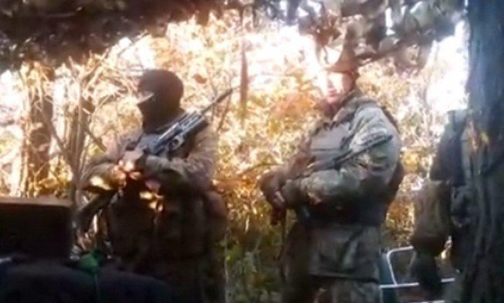 Украинские военные включили гимн Украины на передовой - фото 1