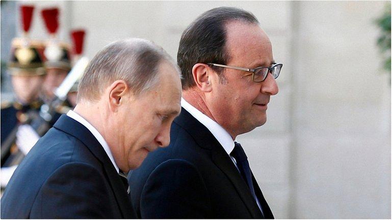 Олланд не исключил передачи дела на рассмотрение суда в Гааге - фото 1