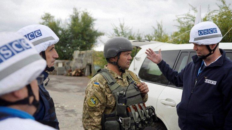 В ОБСЕ требуют содействия для разминирования - фото 1
