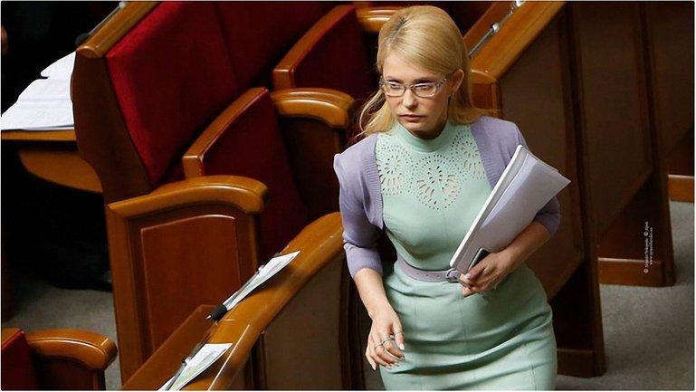 Партия Тимошенко получит деньги из госбюджета - фото 1