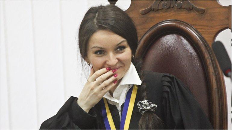 Оксана Царевич будет судиться за восстановление в должности судьи  - фото 1
