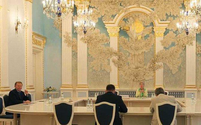"""Украина хочет добиться расформирования """"госструктур"""" псевдореспублик - фото 1"""