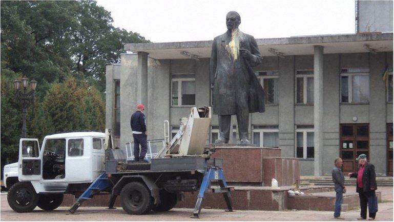 Ленин пал - фото 1