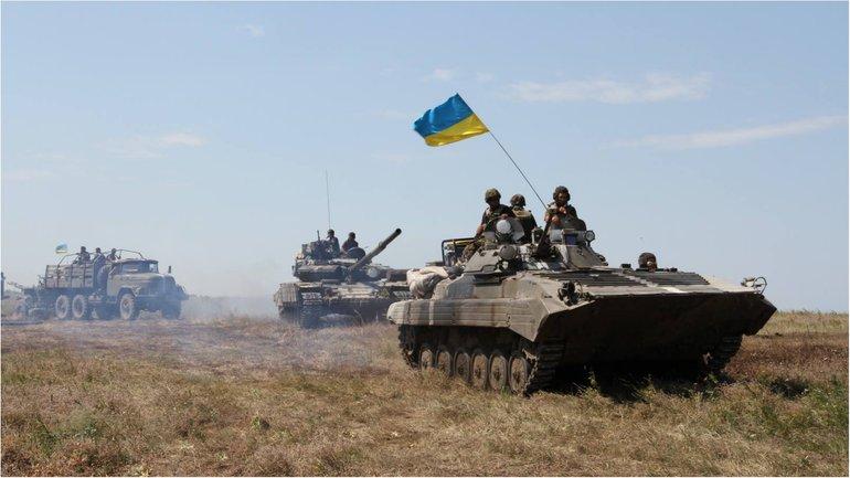Террористы обстреляли украинцев 34 раза - фото 1