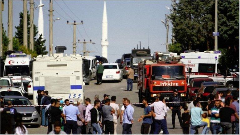 8 человек получили ранения, 4 из них сирийцы - фото 1