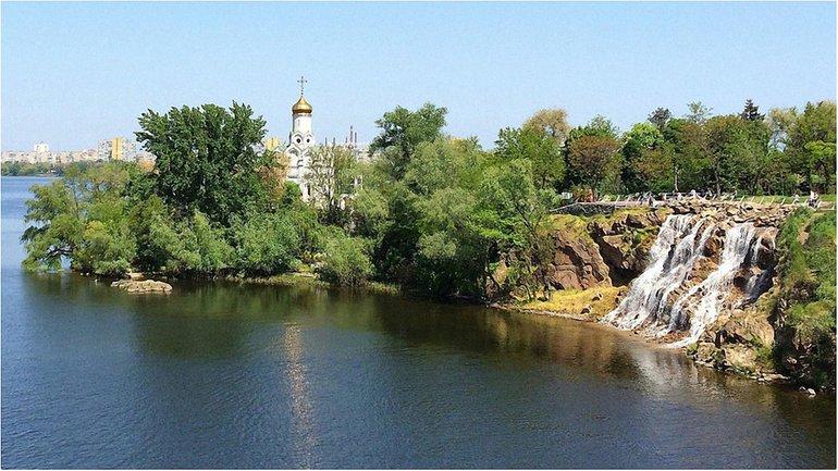 Монастырский остров - фото 1
