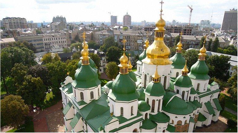 Здание было самовольно построено вблизи Софиевского собора - фото 1