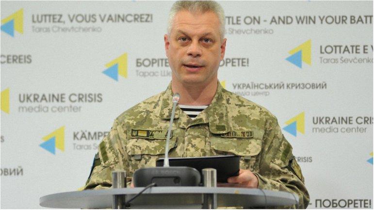 Ни один украинский военнослужащий не погиб - фото 1