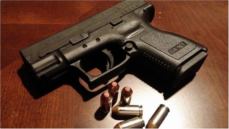 Пистолет тправили на экспертизу - фото 1