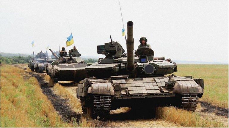Позиции сил АТО враг обстрелял 42 раза  - фото 1