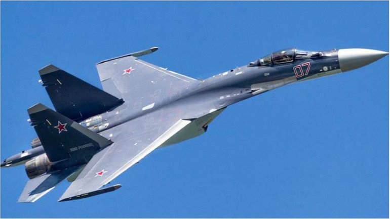 Российский истребитель пролетел 13 километров в воздушном пространстве Финляндии - фото 1