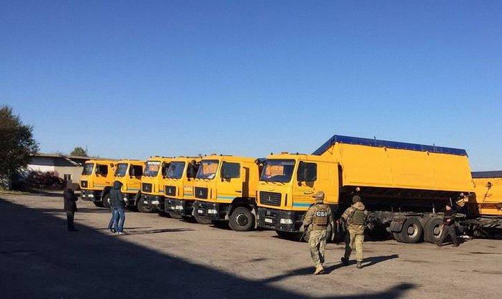 Изъято более 100 грузовиков, находящихся в розыске - фото 1