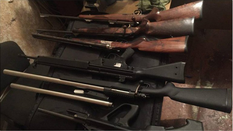Фото оружия, предназначенного для боевиков  - фото 1