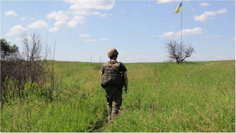 Военнослужащий погиб - фото 1