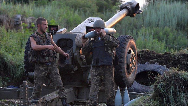 Боевики обстреляли Широкино из 122-мм артилерии - фото 1