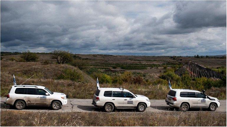 ОБСЕ готова работать, но наблюдателям мешают мины - фото 1