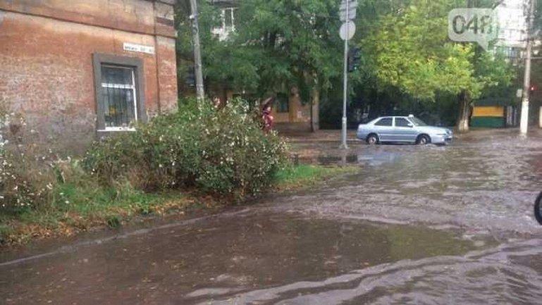 Одессу снова затопило - фото 1