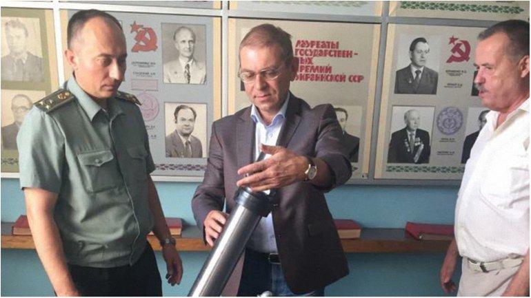 Пашинский подал в отстаку  - фото 1