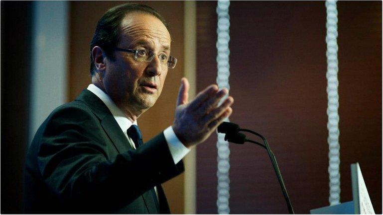 """Олланд надеется, что""""нормандские переговоры"""" приведут к миру вУкраине - фото 1"""