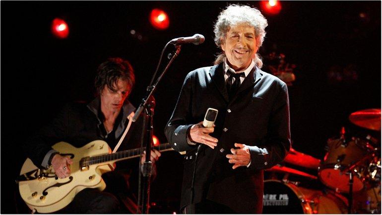 Боб Дилан - нобелевский лауреат - фото 1