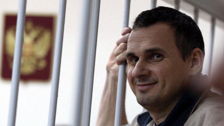 Сенцова перевели в СИЗО на 15 суток - фото 1
