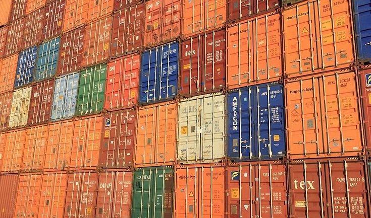Экспорт товаров Украины сократился на 9%  - фото 1
