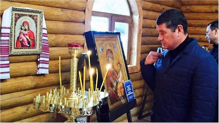 Доверенное лицо Онищенко осталось без денег  - фото 1