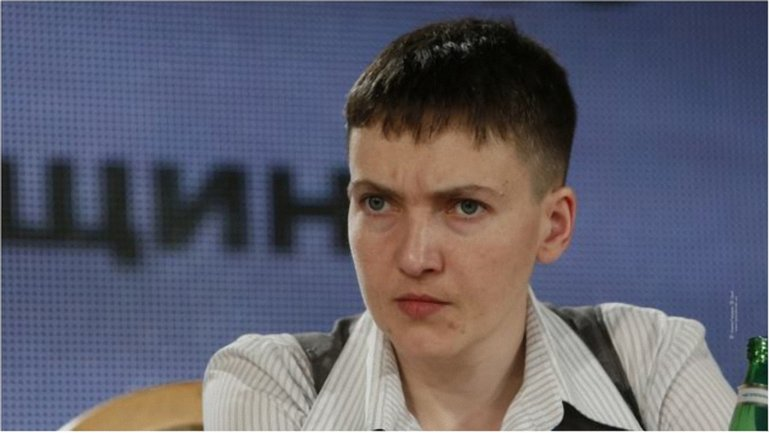 Надежда Савченко пыталась проехать в Донецк - фото 1