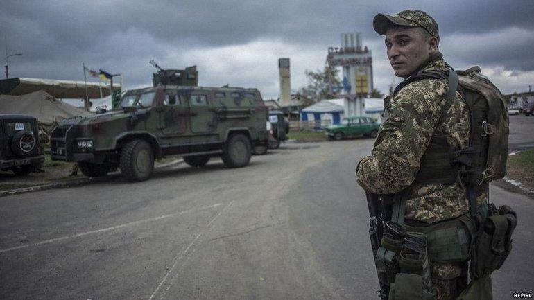 Бойцы ВСУ должны обеспечить безопасность жителей Станицы Луганской - фото 1