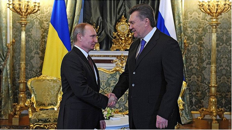 Янукович действовал в интересах России - фото 1