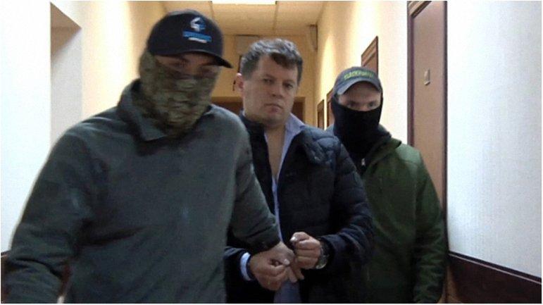 Роман Сущенко - ще один заручник Кремля - фото 1