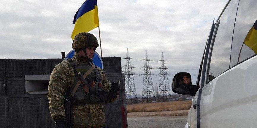 """Пограничники в """"Марьинке"""" задержали подозреваемую в убийстве - фото 1"""