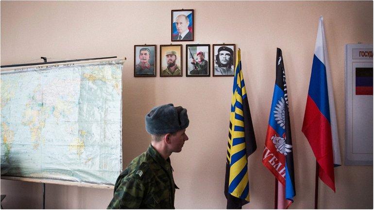 На Донбасс перебросили новую партию наемников  - фото 1