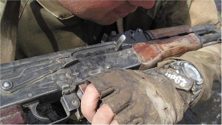 Боевики снова пытались прорвать украинские позиции в АТО - фото 1